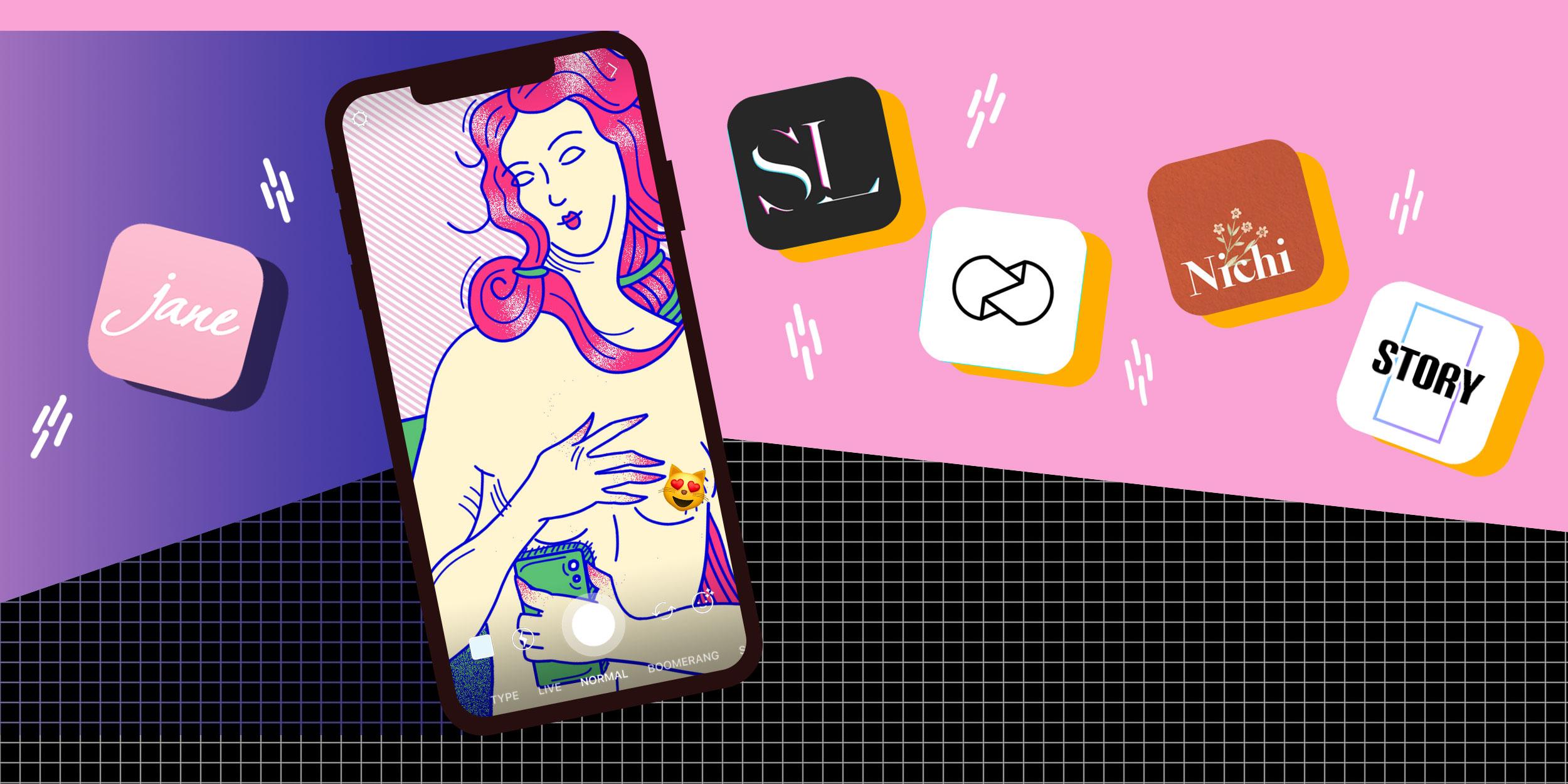 15 luchshih prilozhenij dlya storis v instagram