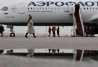 aeroflot predstavil supersovremennyj samolet novogo pokoleniya premium komfortnosti