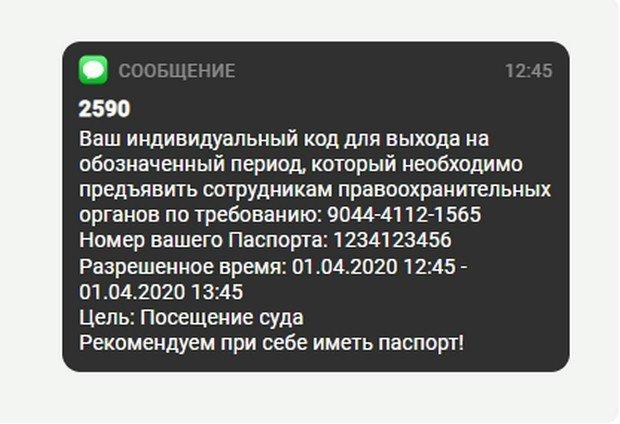 chem grozit zapret na zakaz cifrovyh propuskov po sms s 12 maya