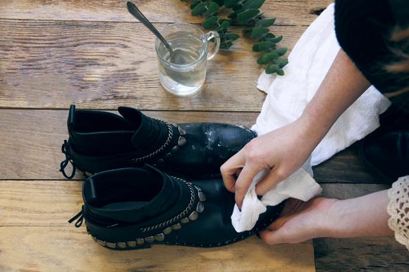 chem otteret mazut s obuvi