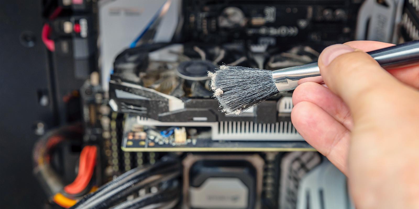 kak pochistit kompjuter ot pyli samostoyatelno proverennyj i prostoj sposob