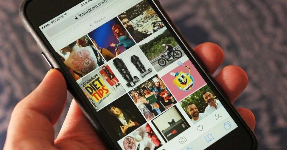 kak podnyat post i pomenyat mestami foto v instagram v karuseli