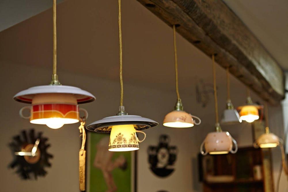 ljustra ili svetilnik svoimi rukami i gde kupit materialy