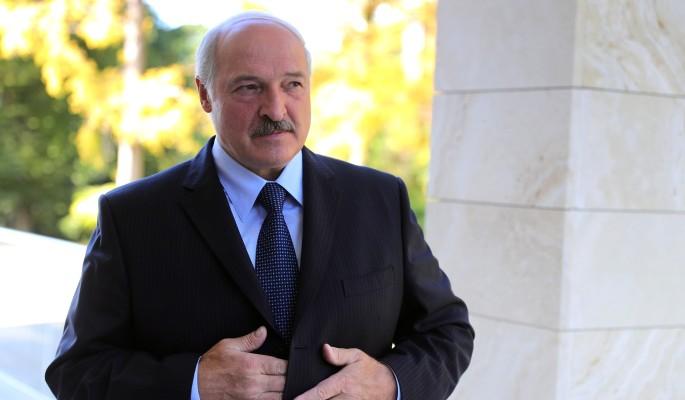 lukashenko oficialno ozvuchil poziciju belorussii po prinadlezhnosti kryma