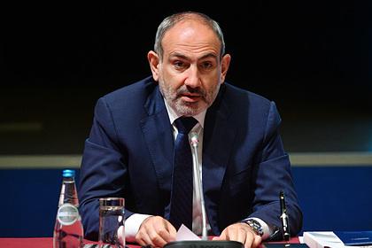 pashinyan napomnil rossii o ee obyazatelstvah pered armeniej po odkb