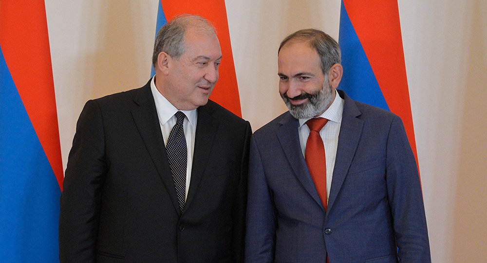 prezident armenii sarkisyan obvinil pashinyana v tom chto tot ne soglasoval s nim podpisanie dogovora prezident armenii sarkisyan obvinil pashinyana v tom chto tot ne soglasoval s nim podpisanie dogov