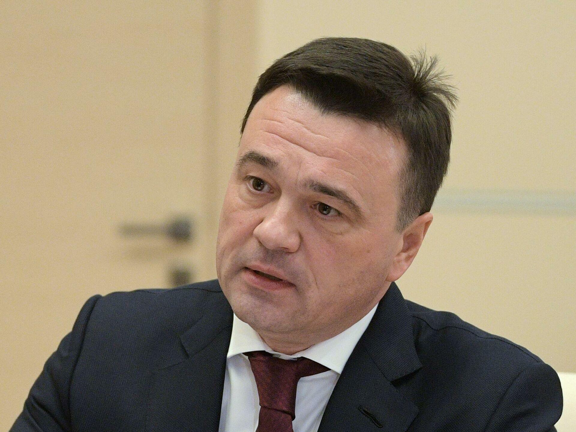 vorobeva ne ostanovit on snyal eshhe odno ogranichenie v moskovskoj oblasti