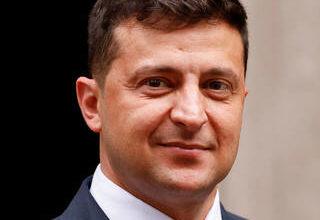 zelenskij poprosil radu pustit inostrannye vojska na territoriju ukrainy