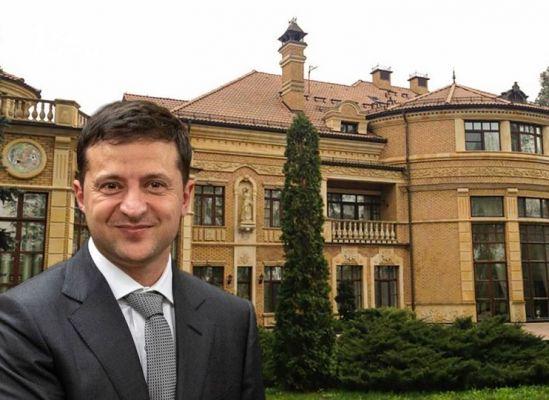 zelenskij prodal dom v kieve i pereehal