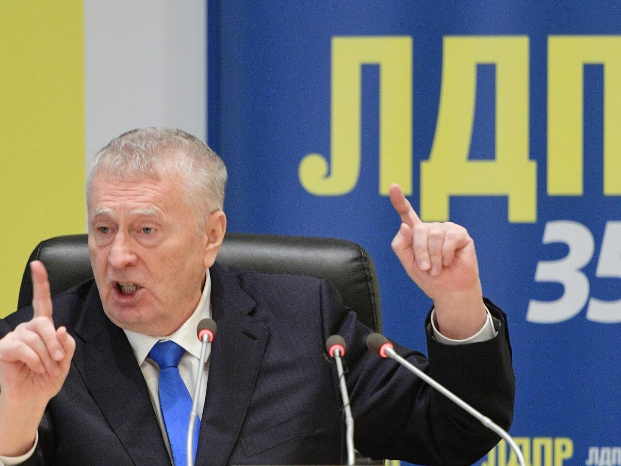 zhirinovskij dal prognoz o tom kto mozhet stat sledujushhim prezidentom rf
