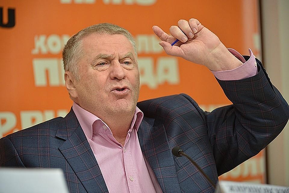 zhirinovskij sprognoziroval 4 scenariya razvitiya situacii v belorussii